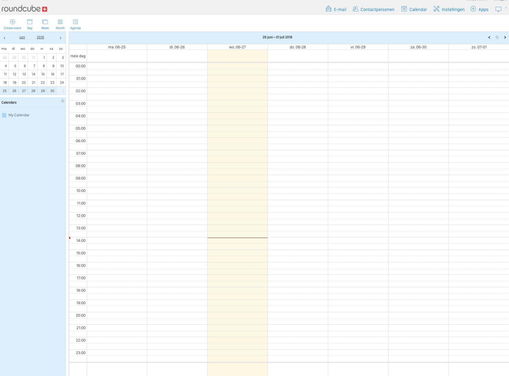 Vimexx agenda